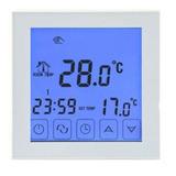 Termostato P/ Radiador Digital Libra Calvdr014 Pantalla Lcd