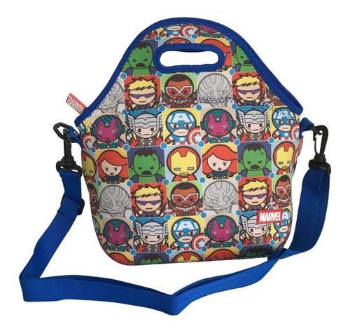 Lonchera Marvel Avengers Bolso De Almuerzo Los Vengadores