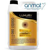 Oro Liquido  Bidon 5 Litros Protector Termico Keratinshock
