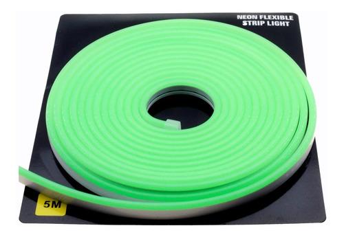 Cinta Led Neon Flexible 12v Blanco Y Colores X 1 Metro