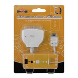 Mayflash W004 Ps2 Controlador Adaptador Para Wii / Wii U Rem