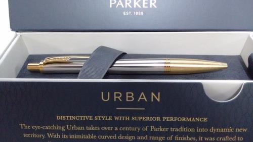 Bolígrafo Parker Urban Premium Aureate Powder