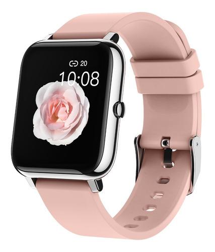 Reloj Inteligente Deportivo Impermeable Con Bluetooth