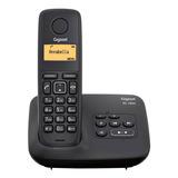 Teléfono Inalámbrico Gigaset Al120a Negro
