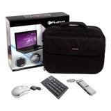 Kit Accesorio Notebook Bolso Hub 2.0 Mouse Teclado Numerico