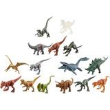 Jurassic World Juguete De Dinosaurios 15 Mini Dinos