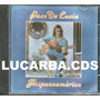 Cd - Paco De Lucia - Hispanoamerica - Importado - Lacrado Original