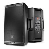 Caixa De Som Jbl  Eon612 Portátil Com Bluetooth Preta 110v/220v