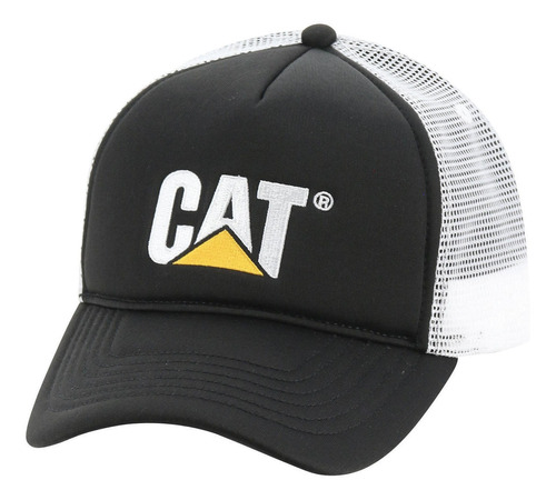 Jockey Hombre Contrast Cat Hat Negro