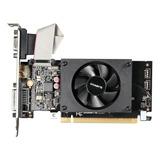 Tarjeta De Video Nvidia Gigabyte  Geforce 700 Series Gt 710 Gv-n710d3-2gl (rev 2.0) 2gb