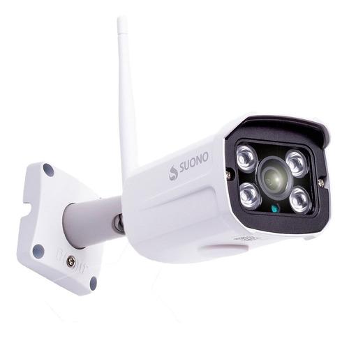 Camara Seguridad Wifi Vigilancia Infraroja Exterior Ip66 P2p Monitorio Sensor De Movimento