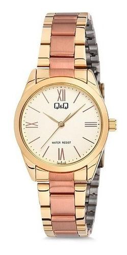 Reloj De Mujer Q&q Qb43j408y