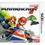 Mario Kart 7 3ds Mídia Física Novo  Lacrado Original