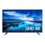 Smart Tv Samsung Un55au7700gxzd Led 4k 55  100v/240v