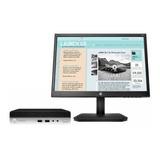 Pc De Mesa Core I7-6700t, Hp Prodesk 400g3, 8gb Ram Ddr4,1tb
