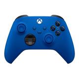 Joystick Inalámbrico Microsoft Xbox Series X/s Wireless Controller Shock Blue