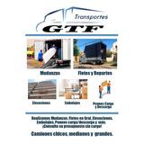 Fletes Y Mudanzas, Elevaciones, Repartos, Camiones, Peones
