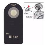 Control Remoto Infrarojo P/ Nikon Ml-l3 Disparador Y Canon