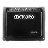 Amplificador Meteoro Space 50 Para Guitarra De 50w Cor Preto 127v/220v
