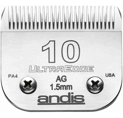 Cuchilla Canina Andis N°10 Ultraedge 1.5mm