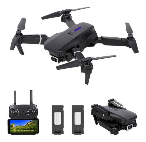 Ls-e525 Rc Drone Con Cámara 4k Drone Doble Cámara Wifi Fpv