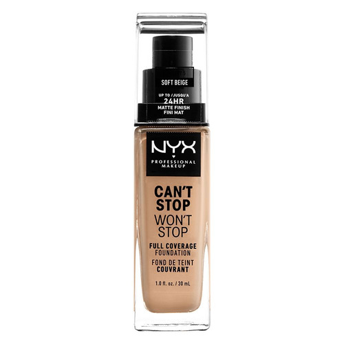 Base Can't Stop Won't Stop 24hrs Soft Beige Nyx