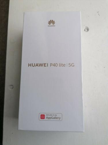 Huawei P40 Lite 5g 6gb Ram 128gb Mercado Platinium