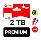 Mega Premium 2 Tb 2048 Gb 30 Días Envió Inmediato