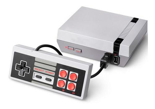 Consola Vintage Estilo Nintendo 500 Juegos Clasicos! Oferta