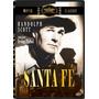 Santa Fé - Randolph Scott - Dvd - Novo - Lacrado Original