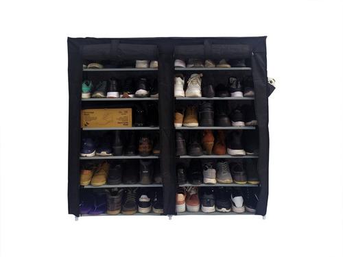 Zapatera Con Forro Organizador De Zapatos 36pares Desarmable