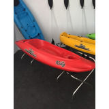Kayak Island King T2 Remo Doble Modelo Barrenador
