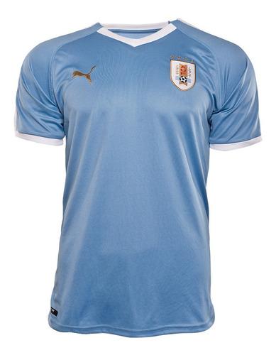 Camiseta Uruguay Puma 2019/20 Oficial - Auge