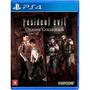 Resident Evil Origins Collection Ps4 Jogo Mídia Física Original