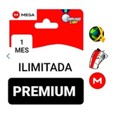 Mega Premium Ilimitada  30 Días Envió Inmediato