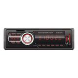 Estéreo Para Auto C6 Hdc 3010 Con Usb, Bluetooth Y Lector De Tarjeta Sd