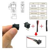 Eudax 6 Set Rectangular Mini Eléctrico 1,5-3v 24000rpm Dc