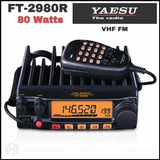 Yaesu Ft-2980r Vhf 80watts 100% Original -- Dealer Oficial