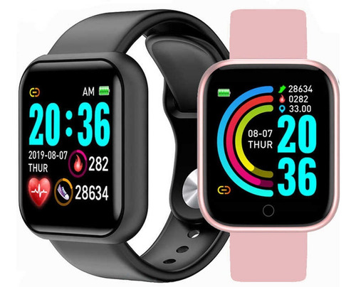 Reloj Inteligente Smart Watch Android Bluetooth Cel Crazy F