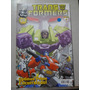 Gibi Hqs The Transformers  Nº 5  Panini Original