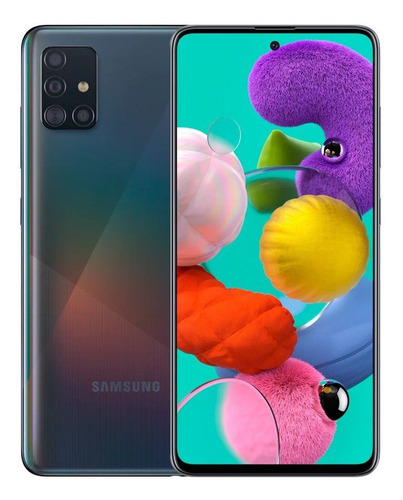 Samsung Galaxy A51 2020 128gb 4gb Cám Cuádruple 48mp Loi