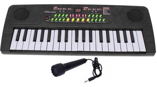 Teclado Piano Musical Teclado Musical Para Niños 37teclas K