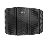 Panel Acústico Aislamiento Portátil Micrófono 5 Panel Metal