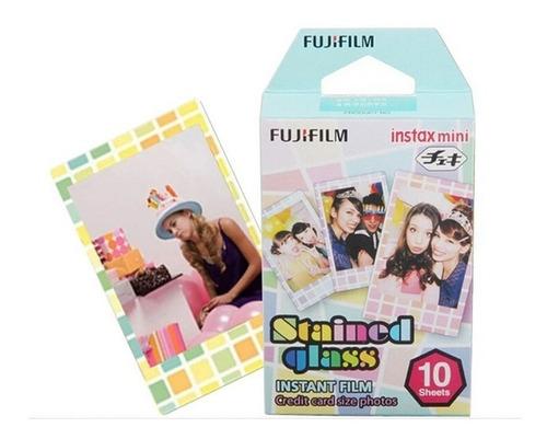 Rollo Fujifilm Instax Mini Stained Glass Cuotas