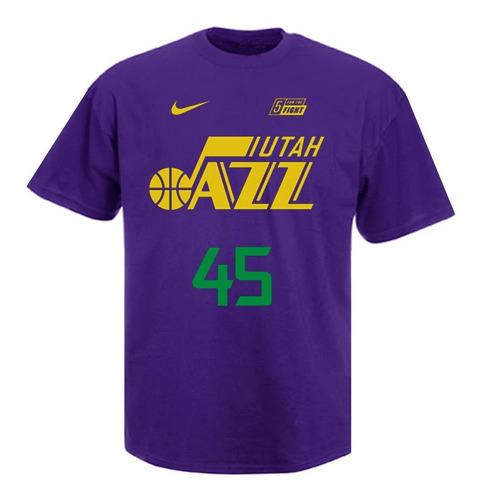 Utah Jazz Donovan Mitchell #45 Nba