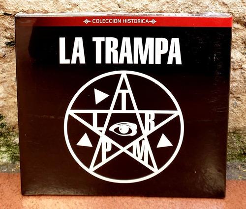 La Trampa - Colección Histórica (super Precio 2cd) Nuevo.