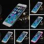 Bumper Capa Alumínio iPhone 6 6s 4.7 + Película Pet Original