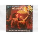 Las Ardillitas - Incluye Feliz Cumpleaños - Vinilo Lp 12