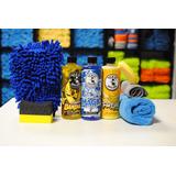 Kit Lavado Super Completo Caja Lavado Toxic Shine Productos