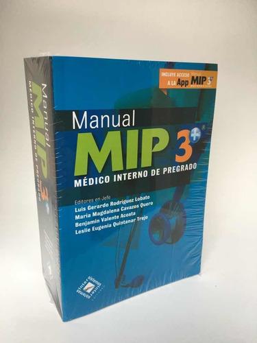 Manual Mip 3 Médico Interno De Pregrado Libro Original Nuevo